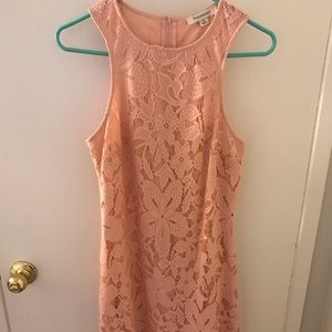 Francesca's Lace Dress